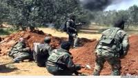 Suriye Ordusu, Tedmur Kentinin civarı Nezg Heyyal, Kadiri Çiftliği ve Senyet el Recma bölgelerini IŞİD'den temizledi