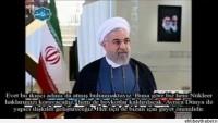 Video: İran Cumhurbaşkanı Ruhani'nin, Nükleer Anlaşma Hakkında Açıklamaları