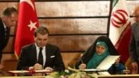 Türkiye-İran arasında 8 anlaşma imzalandı