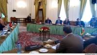 Üçlü Oturumda Suriye Halkına İnsani Yardımlara Odaklanıldı