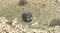 Türkçe Altyazılı Video: Kalamun Operasyonları Teröristlerin Bombalı Eylem Araçlarını Kuruttu