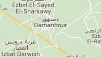 Mısır'ın Demenhur kentinde öğrenci servisi tarandı: 16 yaralı