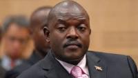 Burundi Devlet Başkanı Pierre Nkurunziza'nın uçağına, Burundi hava sahasına giriş izni verilmedi