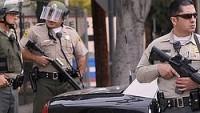 ABD'de Protestoculara Polis Şiddeti Sürüyor