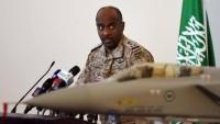Suud'un Yemen Koalisyonu Ortakları Sözcüsü Asiri, Yemen'de Başarısız Olduklarını İtiraf Etti