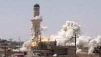 IŞİD, Musul'daki Meryem Hatun Camii'ni havaya uçurdu