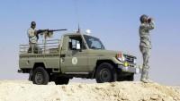 Yemen halk güçleri bir Suudi askeri konvoyuna pusu kurdu
