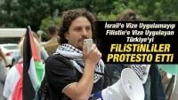 Filistinliler Haykırdı: Türkiye Neden Filistin'e Vize Uygulamasına Rağmen, İsrail'e Vize Uygulamıyor?