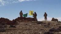 Hizbullah ve Emel mücahidleri Kalamun'da omuz omuza çarpışıyor