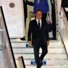 Fransa Cumhurbaşkanı Hollande, Küba'ya Resmi Bir Ziyaret Düzenledi