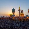 Müslümanlar Bağdat'ta İmam Musa Kazım'ın (as) Türbesinde Sabahladı