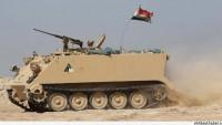 Irak Güçleri, IŞİD'e Darbe Vurmaya Devam Ediyor