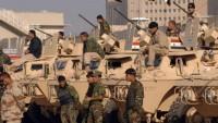Irak ordusu Hamrin dağları bölgesini teröristlerden temizledi