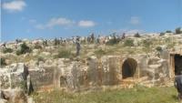 Siyonist Yerleşimciler Selfit'in Batısında Tarihi Köye Baskın Düzenledi
