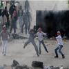 Nablus'ta Yaşanan Çatışmalarda, Filistinli Bir Genç Yaralandı