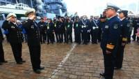 Rusya ve Çin, Akdeniz'de 10 geminin katılımıyla ortak tatbikat gerçekleştiriyor