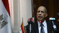Mısır Adalet Bakanı, İstifa Etti