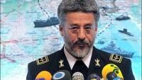 Amiral Seyyari: İran Deniz Kuvvetleri tam var gücüyle ülkenin kıyı sınırlarını koruyor