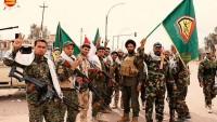 Iraklı 500 Sünni mücahid, Beycide Ali Ekber Tugaylarına Katıldı