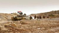 Suriye'nin Tedmur Kasabasına Teröristler Tarafından Yapılan Saldırılar Çökertildi