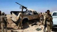 Suriye Ordusu ve Hizbullah Mücahidleri, Dahr el-Heva Tepelerini Tamamen Ele Geçirdi