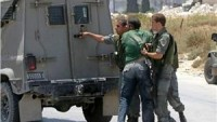 Siyonist Rejim Güçleri, Filistin Halkını Rahat Bırakmıyor