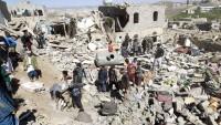Suudi rejiminin Yemen'in Saada eyaletine saldırılarında 293'ü çocuk 693 kişi şehid oldu