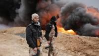 Musul'da 11 petrol kuyusundaki yangın 5 aydır sürüyor