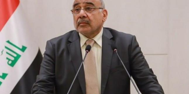 Abdülmehdi: ABD askerlerinin Irak'tan çaldığı binlerce tarihi eser ülkeye geri getirilecek