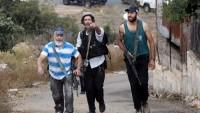 Yahudi Yerleşimciler Filistinlilere Ait Su Kaynağının Kilitlerini Kırdı