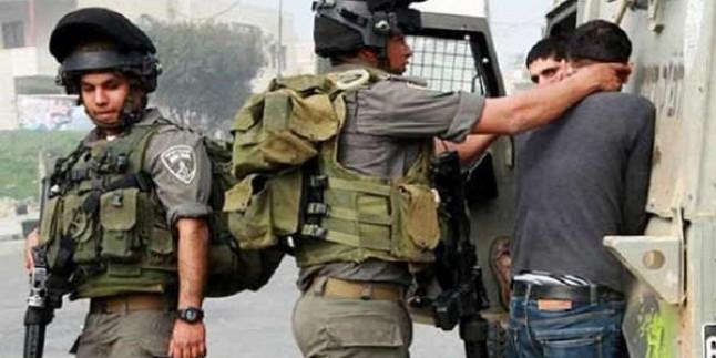 İsrail güçleri 3 Filistinliyi tutukladı
