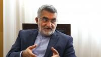 Burucerdi: ABD Fars Körfezi'nde güvensizlik yaratıyor