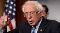 Amerika'da bağımsız senatör Bernie Sanders: İran'la gerginliğin sebebi Trump'tır