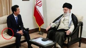 İmam Ali Hamaney, Gösterdiği Tavırla Dünya Halklarının Gönlünde Taht Kurdu; Japonya Başbakanı Getirdiği Mesajı Nereye Saklayacağını Şaşırdı