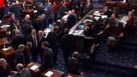 ABD Senatosu Suudi Arabistan ve BAE'ne silah satışını engelleyecek yasayı onayladı