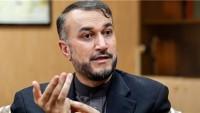 Emir Abdullahian: Yüzyılın anlaşması Filistinlileri ve hamilerini birleştirdi