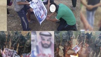 Gazze Şeridi'nde 'Yüzyılın Anlaşması' protesto edildi
