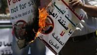 Gazze Halkı Bahreyn Çalıştayı'nı Protesto İçin Genel Grev'e Gitti