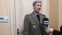 İran Savunma Bakanı General Hatemi: ABD 'İranfobi' oluşturmak istiyor