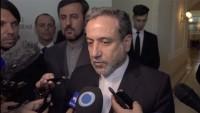 Irakçi: INSTEX yürürlüğe girdi