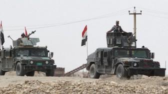 Irak'ın en büyük askeri hava üssüne havan saldırısı düzenlendi