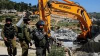 Siyonist İşgal Rejimi Kudüs'te 100 Aileye Evlerini Yıkmaları İçin 21 Gün Süre Verdi