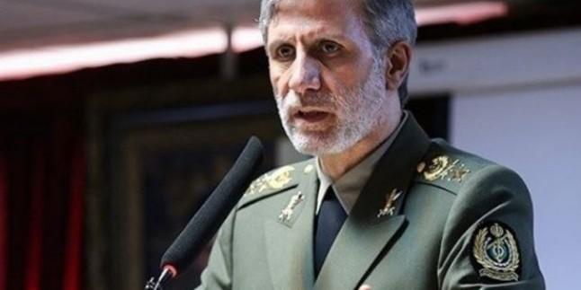 General Hatemi: Casus İHA'nın düşürülmesi onur vericiydi