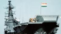 Hindistan savaş gemileri de yola çıktı