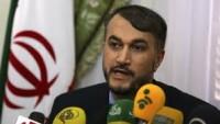 Abdullahiyan: Trump'ın tek kurtuluş yolu, davranışını değiştirmektir
