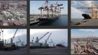 İran limanları yaptırımlara karşın gece gündüz faaliyette