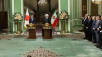 Ruhani: İran Japonya ile ilişkilerin gelişmesini memnuniyetle karşılar