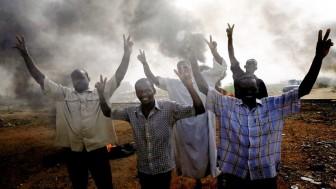 Sudan'da Cunta'ya Karşı Sivil İtaatsizlik Eylemleri Ve Genel Grev Çatışmalarla Başladı