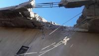 Hama'da Sivillere Karşı Saldırıları Sürdürüyor