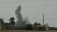 Suud Rejimine Ait Uçaklar Hudeyde Şehrini Bombaladı